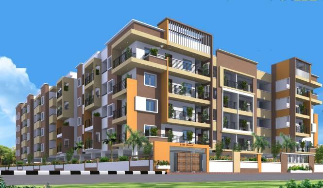 Sree Sai Bajaji Developers SSB Royal Elevation