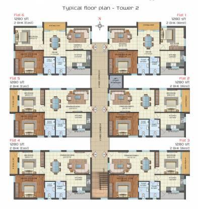 Pagadala Revanta Cluster Plan