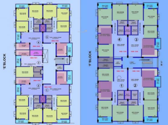 Srusti Elite Cluster Plan