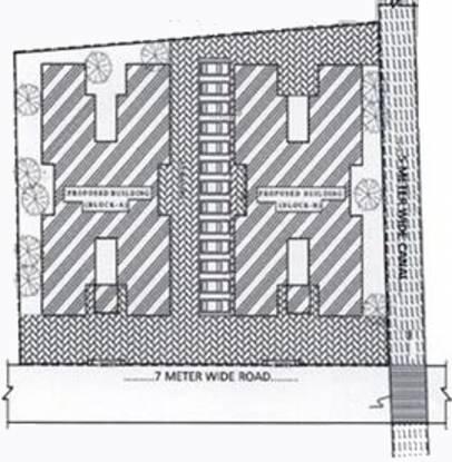 Bavasons V B Springs Site Plan