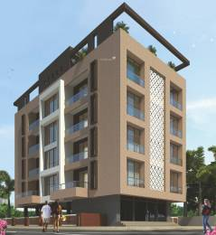 Janaki Shree Navshya Ganpati Apartment Elevation