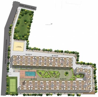 Lancor Altura Site Plan