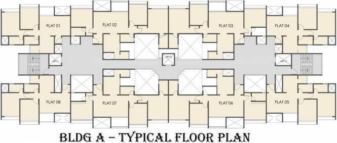 Onyx Gagan Avencia Cluster Plan