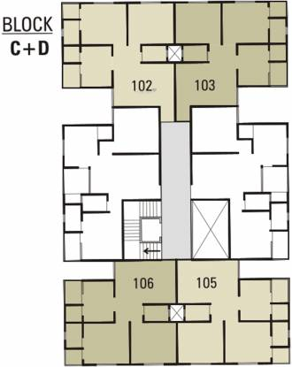 Avalon Avalon Courtyard Cluster Plan
