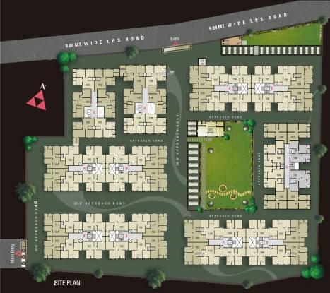 Avalon Avalon Courtyard Site Plan
