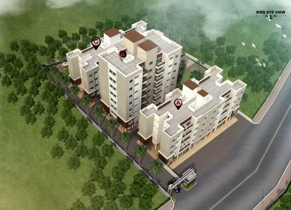 Swaraa Malhar City Elevation