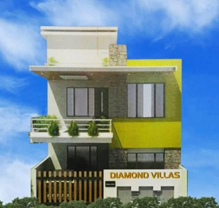 Kolkata Ira Paradise Villa Elevation