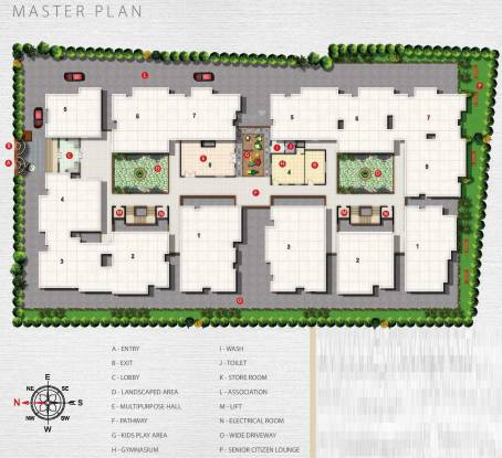 Sri Sai Builders Horamavu Bangalore Sri Sai Jingle Heights Master Plan