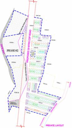 Adhya Adhya Jagruthi Layout Plan