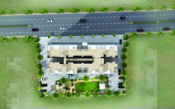 Shubh Residency Layout Plan
