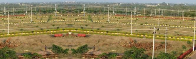 Mathrushree Neha Residency Elevation