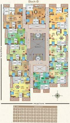 Elegant Valley Cluster Plan