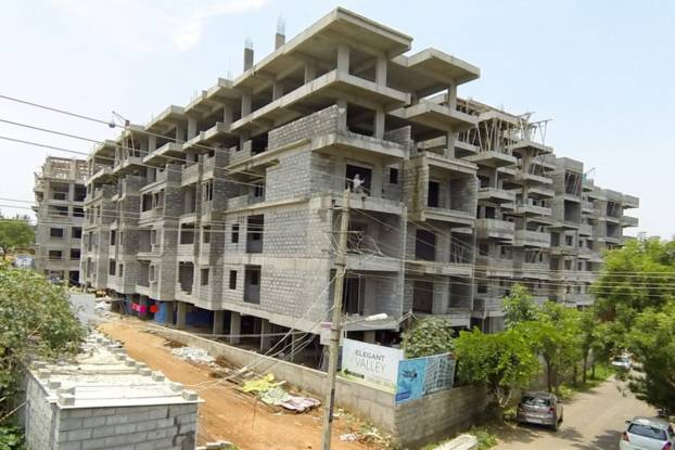 Elegant Valley Construction Status