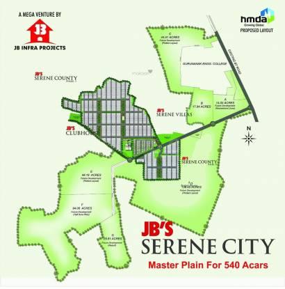 JB Serene County Master Plan