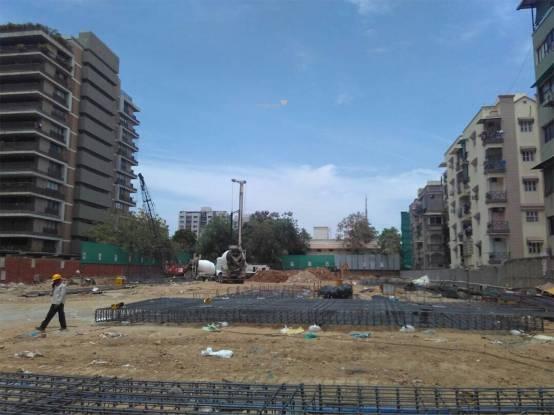 Zaveri Amara Construction Status
