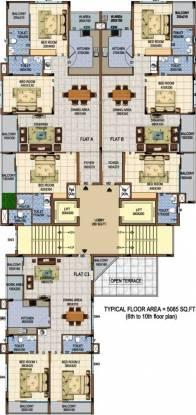 Kalyan Marvella Cluster Plan