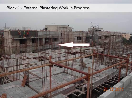 Newry Shanmita Construction Status