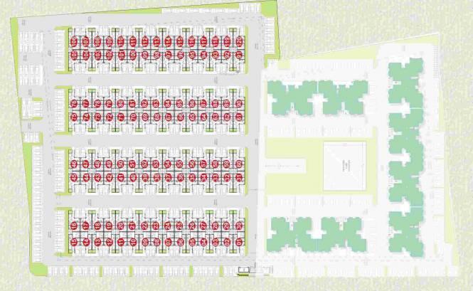 Ashadeep Rainbow Phase I Layout Plan