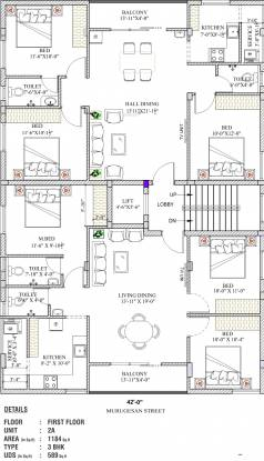 Romaa Pearl Cluster Plan