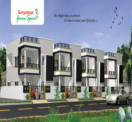 Suryodaya Green Space Elevation