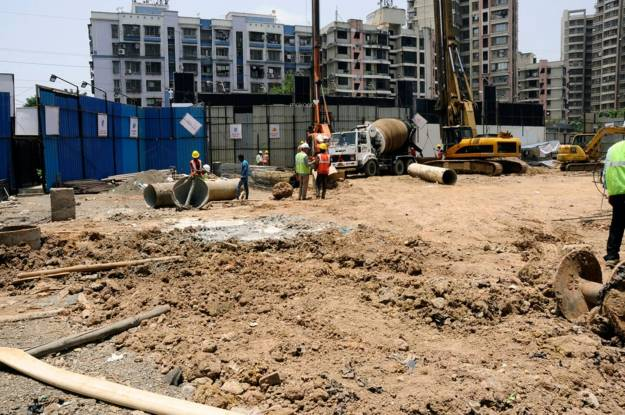 Siddha Seabrook Construction Status