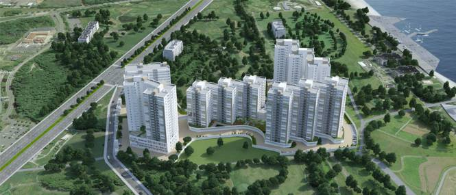 Godrej Azure Phase 2 Elevation