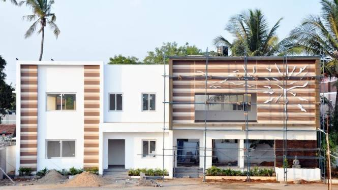 Aalayam Imperial Villas Construction Status