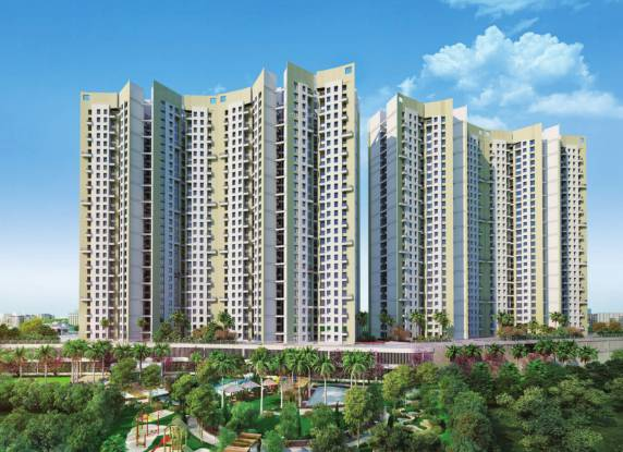 Puraniks City Reserva Phase 1 Elevation