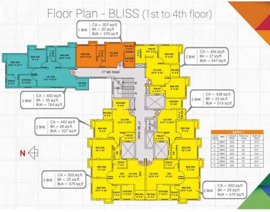 Aspira Joy Cluster Plan
