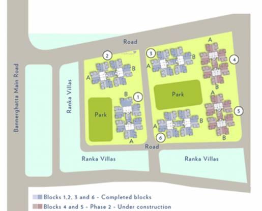 Ranka Ranka Colony Layout Plan