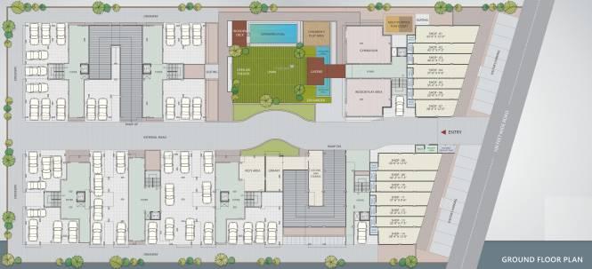 Siddharth Icon Cluster Plan