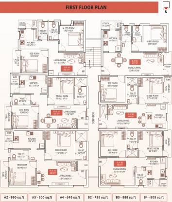 Oyester Pushpavanam Cluster Plan