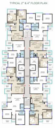 PM Oak View Cluster Plan