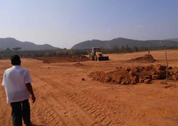 Siva Highway City Construction Status