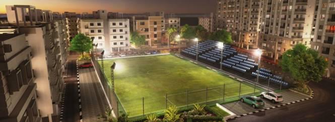 Srijan Green Field City Classic Premium Amenities