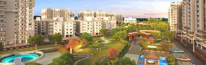 Srijan Green Field City Classic Premium Elevation