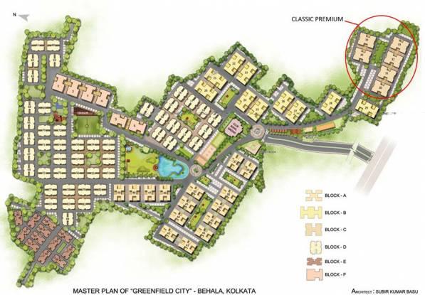 Srijan Green Field City Classic Premium Master Plan