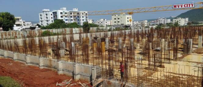 MVV MVV City Construction Status