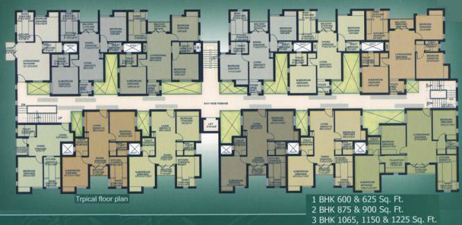 Alpha Kamban Estate Phase 2 Cluster Plan