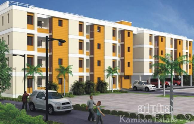 Alpha Kamban Estate Phase 2 Elevation