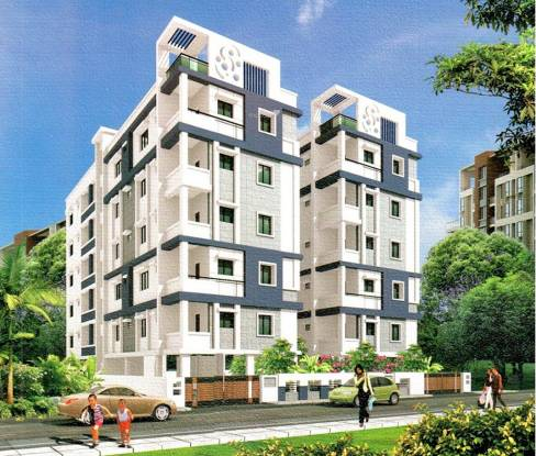 Supriya Splendour Elevation