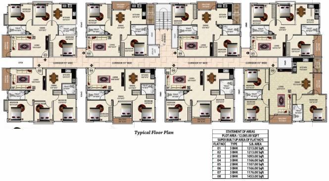 Star AR Splendor Park Cluster Plan
