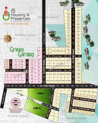 i5 Green Garden Layout Plan