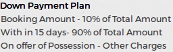 Invest Landmark One Payment Plan