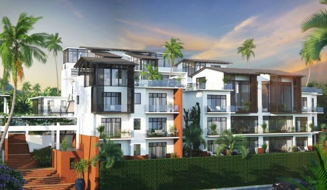 Vianaar El Reino Apartments Elevation