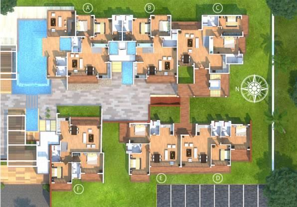 Vianaar El Reino Apartments Site Plan