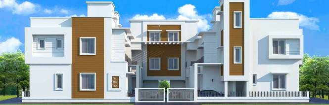 St Angelos VNCT Ventures The White Villas Elevation