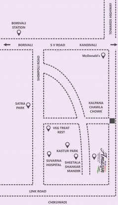 Modispaces Amazon Location Plan