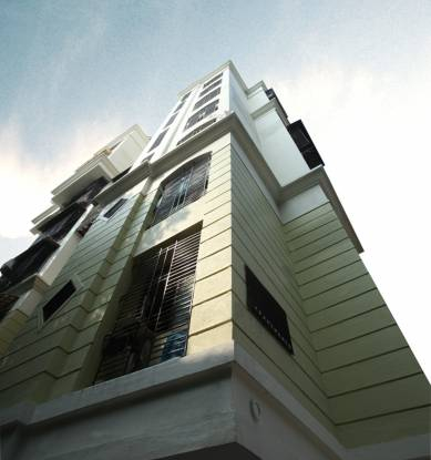 Suraj Lavanya Apartments Elevation