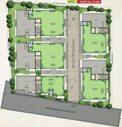 BBCL Evita Site Plan